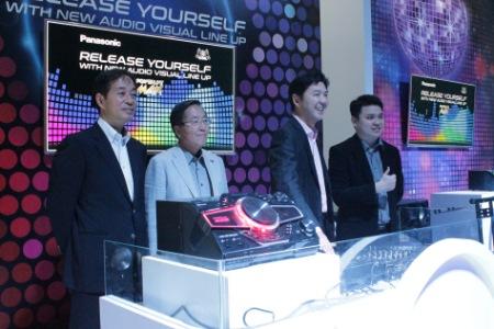 Panasonic Hadirkan TV Bravia & Audio Terbaru