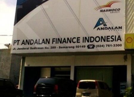 Andalan Finance Dapat Pinjaman CIMB Niaga
