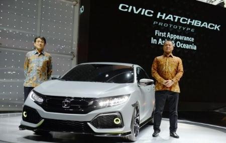 Civic Honda Unggul di Segmen Medium Sedan