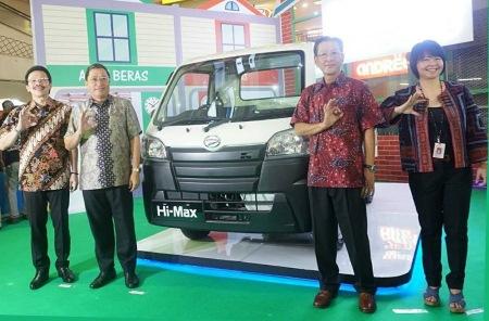 Konsumen Serap 151.517 Unit Mobil Daihatsu