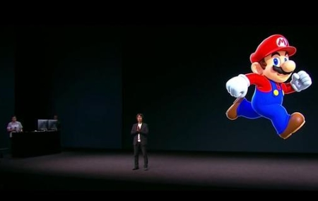 Nintendo Rilis Game Super Mario Run di App Store