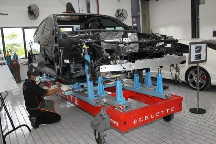 Mercedes-Benz Buka Bengkel Bersertifikasi Daimler di Pamulang