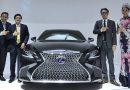 "Lexus LS 500 Hadir ""Sensual Aggresive"""